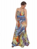 Summer Breeze Chiffon Evening Dress